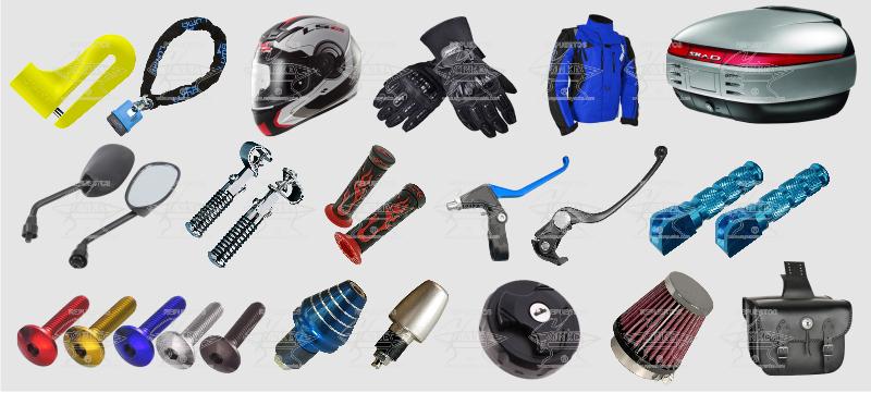 feef8bed60fdd Recambios y Accesorios Moto y Bicicleta. Hemos ...